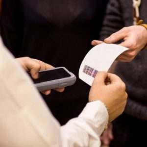 kontrola biletów